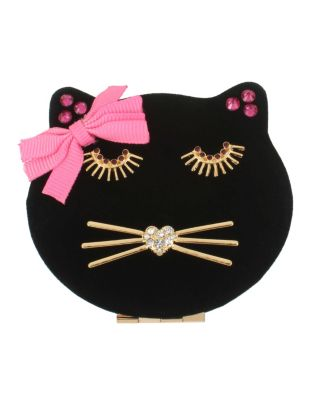 Image of HOLIDAY 2018 BLACK CAT COMPACT BLACK