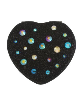 Image of HOLIDAY 2018 BLACK HEART COMPACT BLACK
