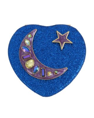 Image of HOLIDAY 2018 BLUE MOON COMPACT BLUE