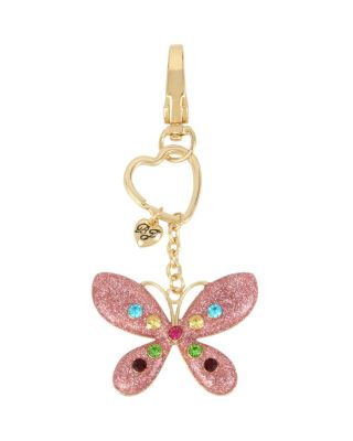 Image of HOLIDAY 2018 BUTTERFLY KEYCHAIN PINK