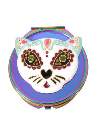 Steve Madden HOLIDAY GIVING KITTY COMPACT MULTI