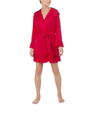 Icons and love robe red