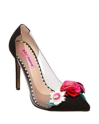 Jade Black by Betsey Johnson