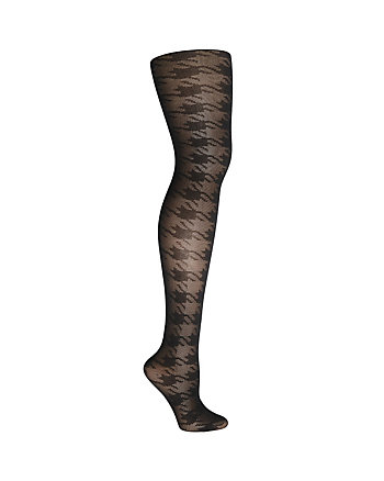 JAZZING JACQUARD TIGHTS