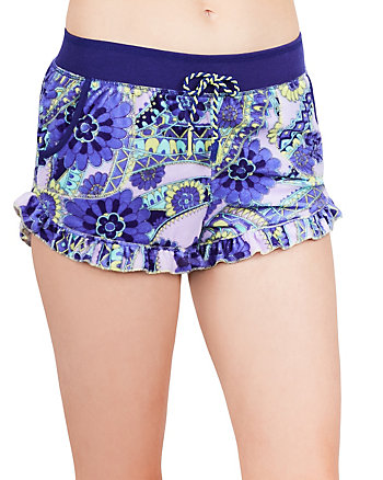 KALEIDOSCOPE DREAMS TERRY SHORTS