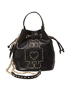 KISS AND TELL ROBOT CROSSBODY