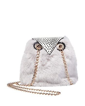 KITSCH GIVE A HOOT OWL CROSSBODY