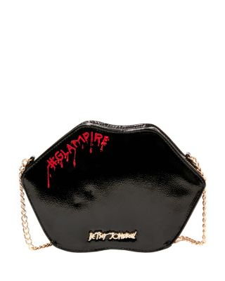 KITSCH GLAMPIRE CROSSBODY RED
