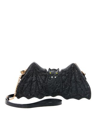 Image of KITSCH GOING BATTY CROSSBODY BLACK