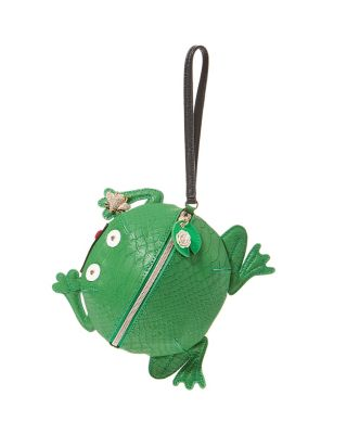 KITSCH MR UNFROGGERTABLE WRISTLET GREEN