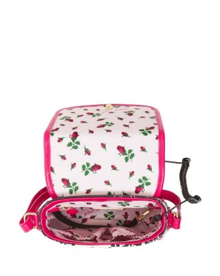 KITSCH MUST HAVE MINI PHONE CROSSBODY FLORAL