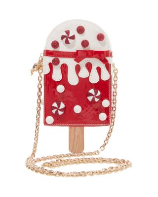 KITSCH PEPPERMINT POP CROSSBODY RED