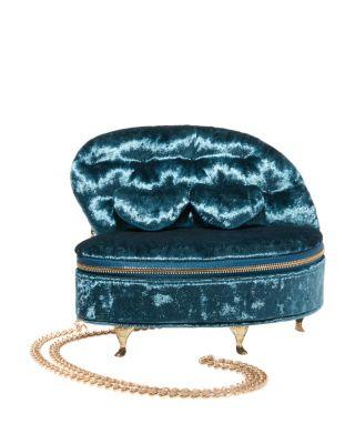 Image of KITSCH SOFA SO GOOD CROSSBODY BLUE