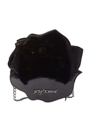 KITSCH WEB DESIGNER CROSSBODY BLACK