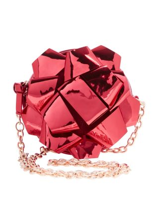 KITSCH WRAP ME UP CROSSBODY RED