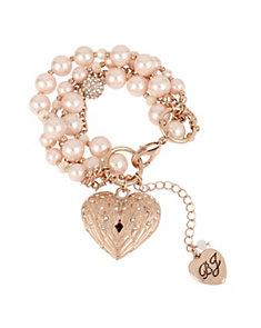 Little Angels Heart Bracelet