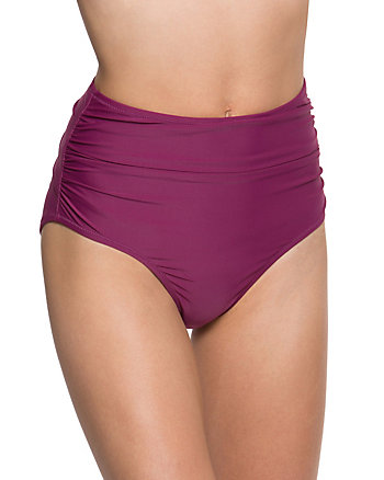 MALIBU SOLIDS HIGH WAIST BOTTOM