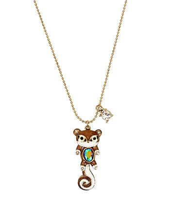 MINI CRITTERS SQUIRREL PENDANT