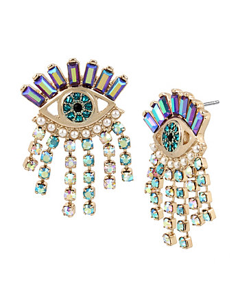 MYSTIC BAROQUE EYE EARRINGS