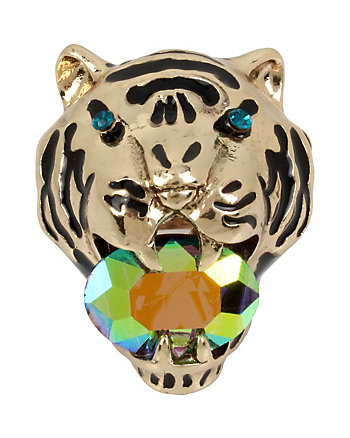 MYSTIC BAROQUE TIGER RING