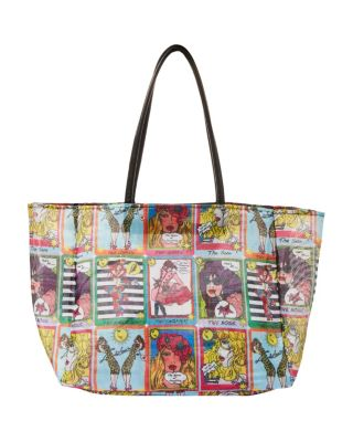 MYSTIC BETSEY TOTE WHITE