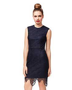 NIGHTLINE NAVY DRESS