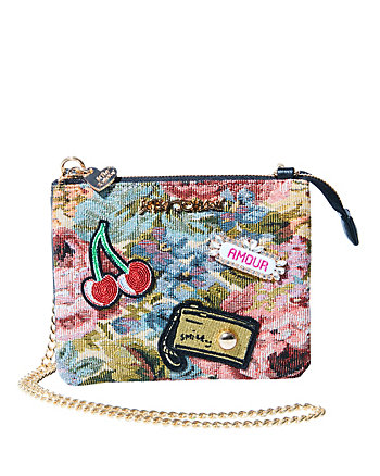 NOT YA MAMAS BROCADE CROSSBODY