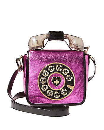 OFF THE HOOK PHONE CROSSBODY