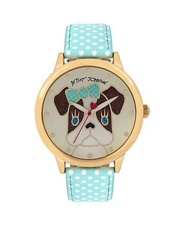 PRETTY PUPPY LOVE WATCH