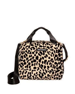 Image of PROWLIN AROUND LUNCH TOTE NATURAL