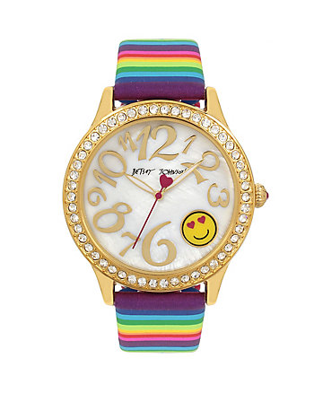 RAINBOW SMILES WATCH
