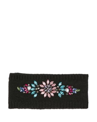 ROYAL GLOW HEADBAND BLACK