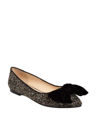 Sb-Amory Silver Glitter by Betsey Johnson