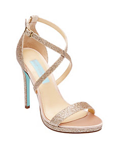 Unique wedding shoes bridal accessories blue by betsey johnson sb andi mightylinksfo
