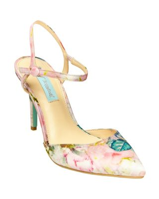 Sb-Anina Floral by Betsey Johnson