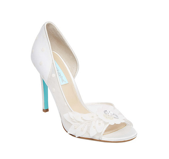 Unique Wedding Shoes & Bridal Accessories | Blue By Betsey Johnson