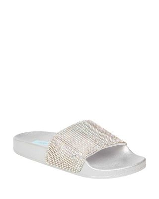 Sb-Dixie Silver Multi by Betsey Johnson