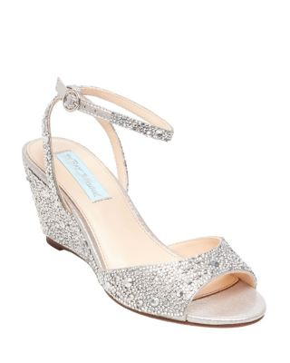 Sb-Elora Silver by Betsey Johnson