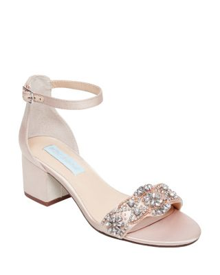 Sb-Mel Silver by Betsey Johnson