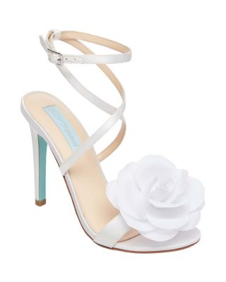 Sb-Terra Ivorysatin by Betsey Johnson