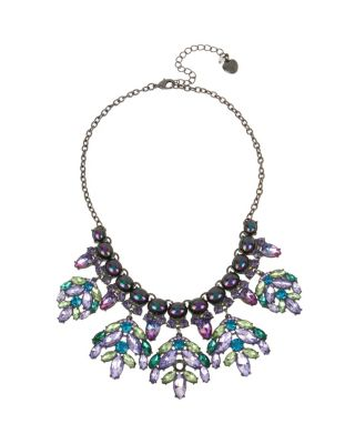 SHAKE IT OFF FRONTAL NECKLACE MULTI