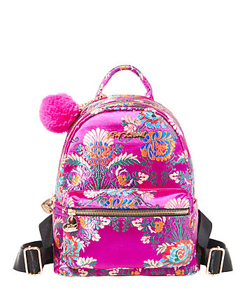 SHANGHAI SURPRISES CHINOISERIE BACKPACK