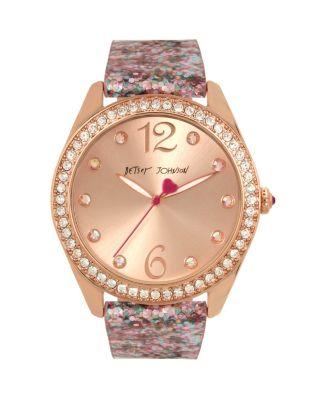 Shine Time Pink Watch Pink