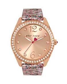 SHINE TIME PINK WATCH