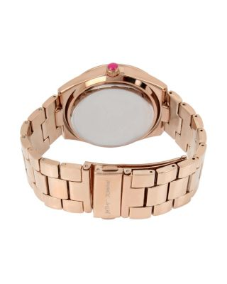 SLOWING IT DOWN SLOTH ROSE GOLD WATCH ROSE GOLD