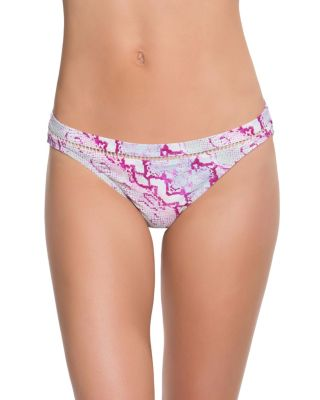 SMOOTH OPERATOR HIPSTER BOTTOM PINK MULTI