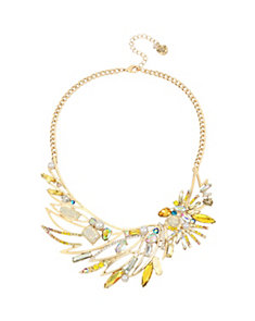 STATEMENT CRITTERS COCKATOO NECKLACE