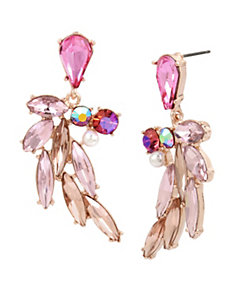 STATEMENT CRITTERS FLAMINGO EARRINGS