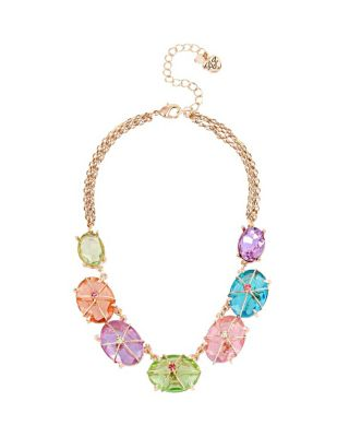 SWEET SHOP HARD CANDY NECKLACE MULTI