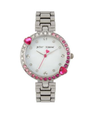 SWEETHEARTS FOREVER SILVER WATCH SILVER